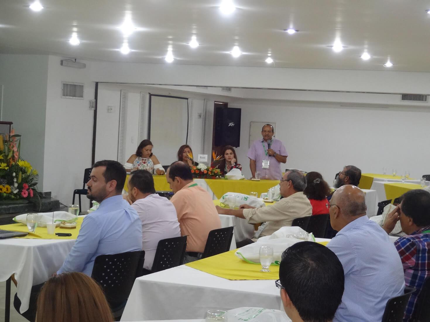 IX asamblea general de delegados Caja Unión Cooperativa