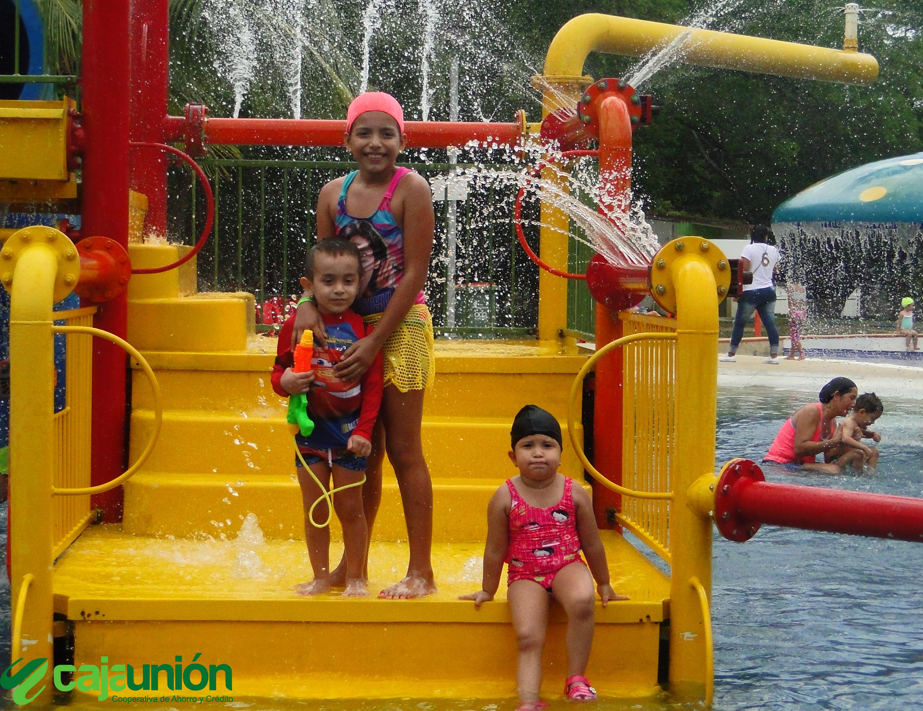Día del Niño en Caja Unión