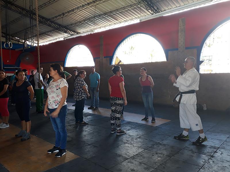 Defensa Personal Caja Unión Cúcuta